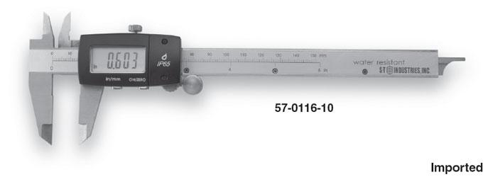 Group 1 IP65 Electronic Digital Calipers