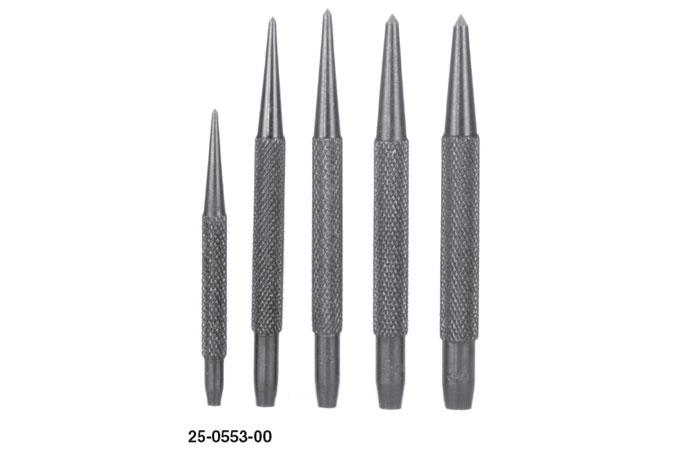 Group 1 Center Punch Set