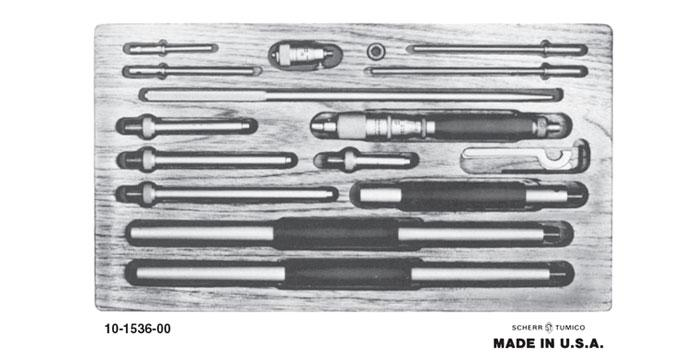 Group 1 Inside Micrometer Combination Sets