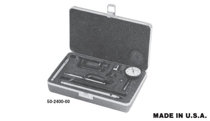 Group 1 Universal Dial Indicator Test Sets