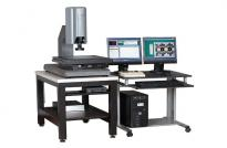 20-9780-01 3-axis CNC Model with Quadra-Chek 5000 PC Computer-Based Digital Readout System with optional 20-1414 Console and 20-1415-00 Computer Desk.